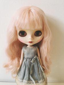 Pink to make Cora wink