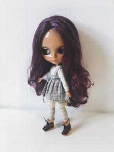 Violet haired Violet